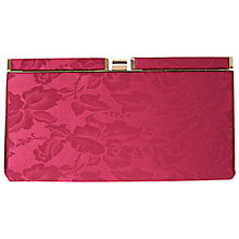 Buy Alexon Soft Jacquard Handbag, Red Online at johnlewis.com
