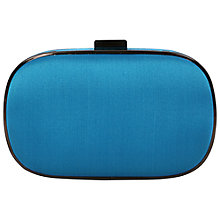 Buy Alexon Wool Silk Evening Clutch, Blue Online at johnlewis.com
