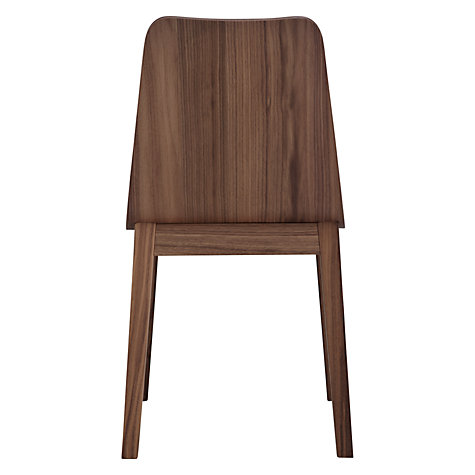 Buy Bethan Gray for John Lewis Noah Dining Chair, Limited Edition Walnut Online at johnlewis.com
