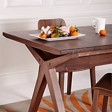 Buy Bethan Gray for John Lewis Noah Dining Room Furniture, Walnut Online at johnlewis.com