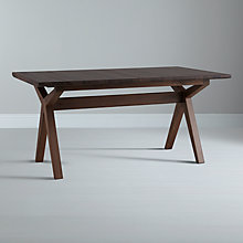 Buy Bethan Gray for John Lewis Noah 4-6 Seater Extending Dining Table, Limited Edition Walnut Online at johnlewis.com
