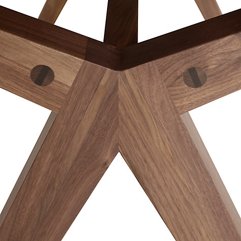 Buy Bethan Gray for John Lewis Noah 6-8 Seater Extending Dining Table, Limited Edition Walnut Online at johnlewis.com