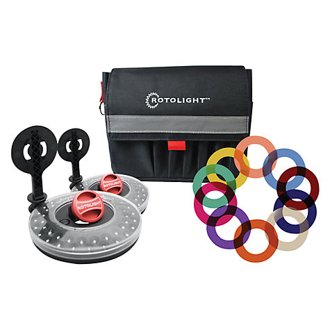 Buy Rotolight RL48-B LED Ring Interview Kit V2 Online at johnlewis.com