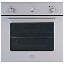 Buy Belling by Sebastian Conran Single Electric Oven and 60cm Gas Hob, Silver Online at johnlewis.com
