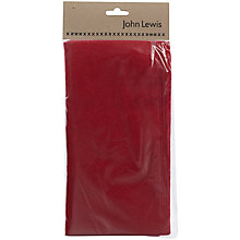 Buy John Lewis Felt Squares, Pack of 5 Online at johnlewis.com