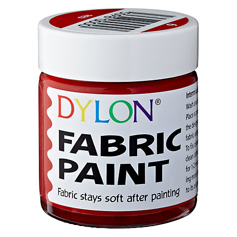 Buy Dylon Fabric Paint, 25ml Online at johnlewis.com