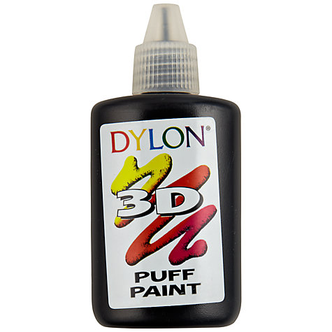 Buy Dylon 3D Fabric Paint Online at johnlewis.com