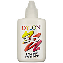 Buy Dylon 3D Puff Paint Online at johnlewis.com