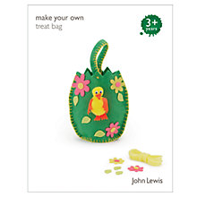 Buy John Lewis Make Your Own Treat Bag Online at johnlewis.com