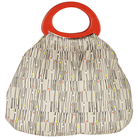 Buy Vintage by Hemingway Dash Dot Round Sewing Bag Online at johnlewis.com
