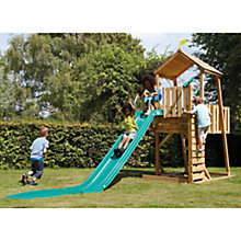 Buy TP Toys Kingswood 2 Tower with Crazy Wave Slide, Slide Extension and Accessory Pack Online at johnlewis.com