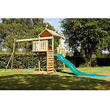 Buy TP Toys Kingswood 2 Tower and Swing Arm with Crazy Wave Slide Online at johnlewis.com