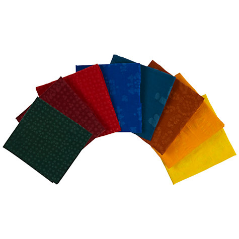 Buy John Lewis Bubble Fat Quarter Bundle, Pack of 8, Multi Online at johnlewis.com