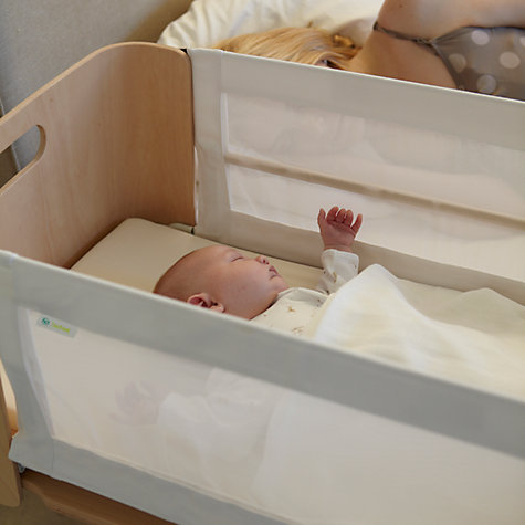 Buy NCT Bednest Bedside Crib Online at johnlewis.com