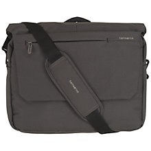 "Buy Samsonite Network 2 15.4"" Laptop Messenger Bag Online at johnlewis.com"