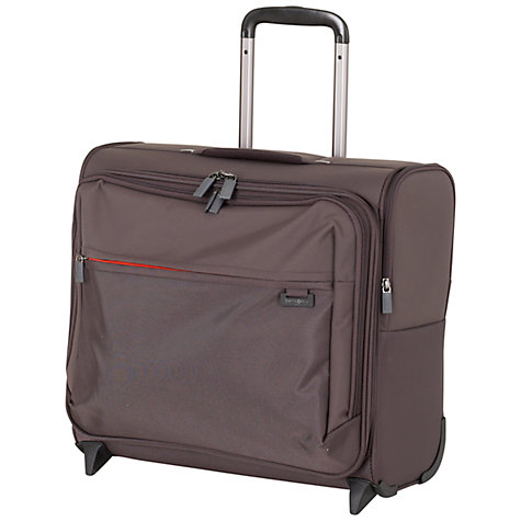 Buy Samsonite Short-Lite 2-Wheel Tote Suitcase Online at johnlewis.com