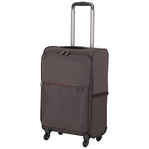 Buy Samsonite Short-Lite 4-Wheel Cabin Suitcase Online at johnlewis.com