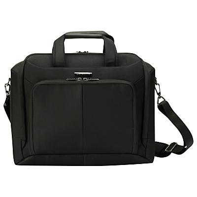 Samsonite Ergo Biz 14 Laptop Shoulder Bag, Black