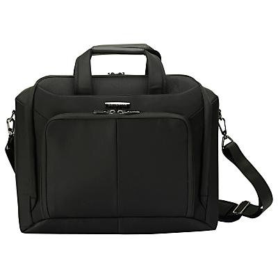 Samsonite Ergo Biz 16 Laptop Shoulder Bag, Black