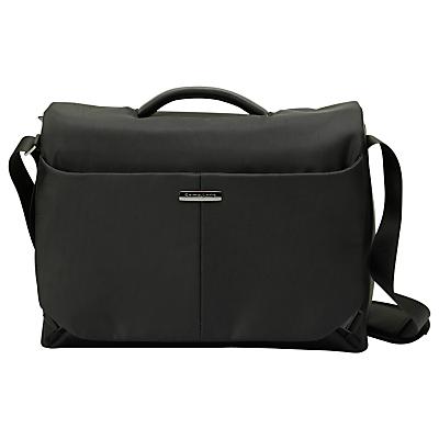 Samsonite Ergo Biz 16 Laptop Messenger Bag, Black