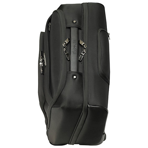 Buy Samsonite Ergo Biz 2-Wheel Rolling Tote Bag, Black Online at johnlewis.com