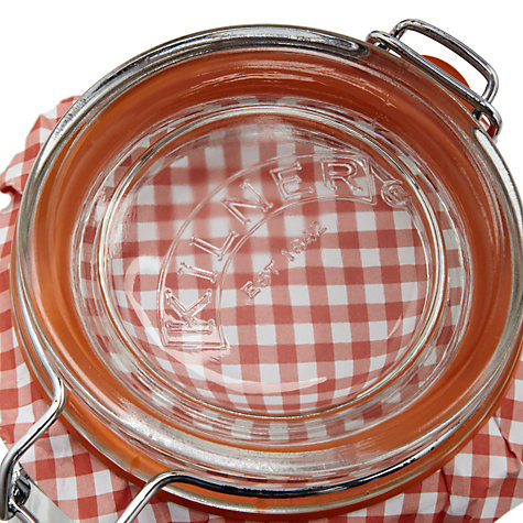 Buy Kilner Cliptop Round Preserving Jar, 0.5L Online at johnlewis.com