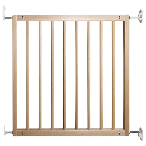 Buy BabyDan No Trip Wooden Stair Gate Online at johnlewis.com