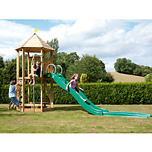 Buy TP Toys Castlewood Tower with CrazyWavy Slide and Extension Set Online at johnlewis.com