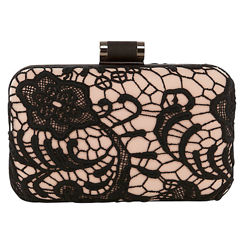 Buy Coast Rivington Clutch, Mono Online at johnlewis.com