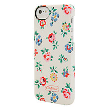 Buy Cath Kidston Linen Sprig Case for iPhone 5, White Online at johnlewis.com