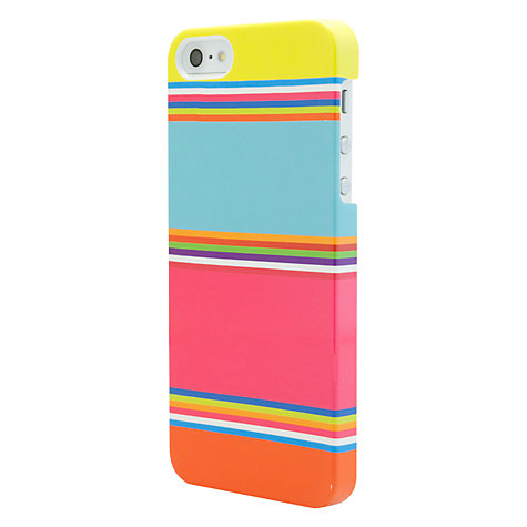 Buy Venom Candy Stripe Case for iPhone 5 & 5s Online at johnlewis.com