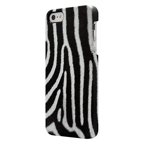 Buy Venom Zebra Case for iPhone 5 & 5s Online at johnlewis.com