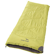 Buy Easy Camp Chakra Sleeping Bag, Green Online at johnlewis.com