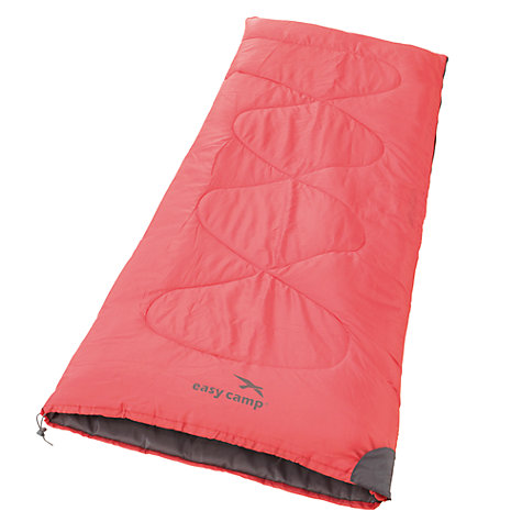 Buy Easy Camp Chakra Sleeping Bag, Pink Online at johnlewis.com