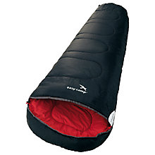 Buy Easy Camp Cosmos 150 Sleeping Bag, Black Online at johnlewis.com