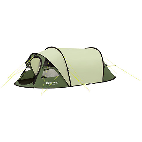Buy Outwell Fusion 200 2 Man Tunnel Tent Online at johnlewis.com