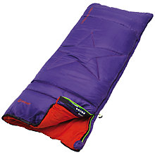 Buy Outwell Coastal Junior Sleeping Bag Online at johnlewis.com
