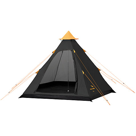 Buy Easy Camp Tipi Tent, Black Online at johnlewis.com