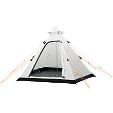 Buy Easy Camp Tipi Tent, White Online at johnlewis.com