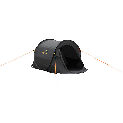 Buy Easy Camp Antic Pop-Up Tent, Black Online at johnlewis.com