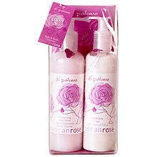 Buy Di Palomo Tuscan Rose Bath & Body Collection, 2 x 250ml Online at johnlewis.com