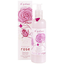 Buy Di Palomo Tuscan Rose Moisturising Body Wash, 250ml Online at johnlewis.com