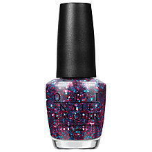 Buy OPI Nails - Nail Polish Multi Glitter Online at johnlewis.com