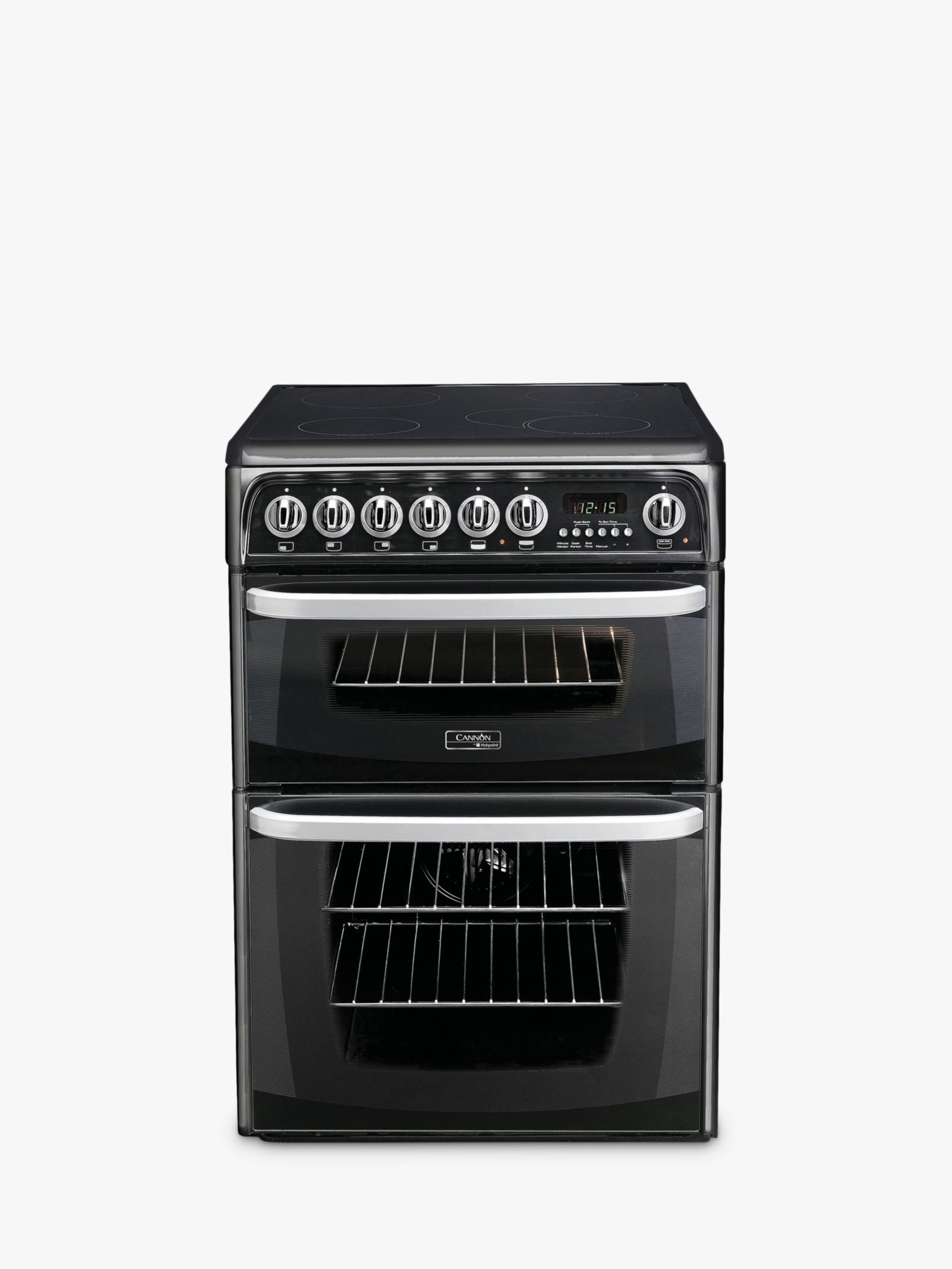 Hotpoint Cannon CH60EKKS Electric Cooker