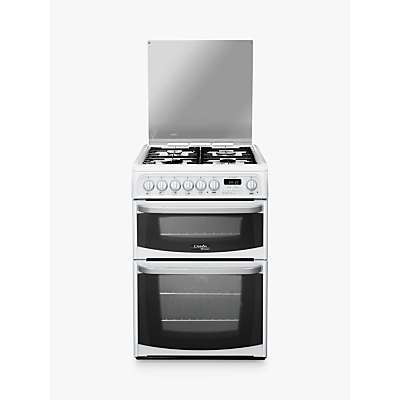 buy cheap cannon gas cooker double oven compare products. Black Bedroom Furniture Sets. Home Design Ideas