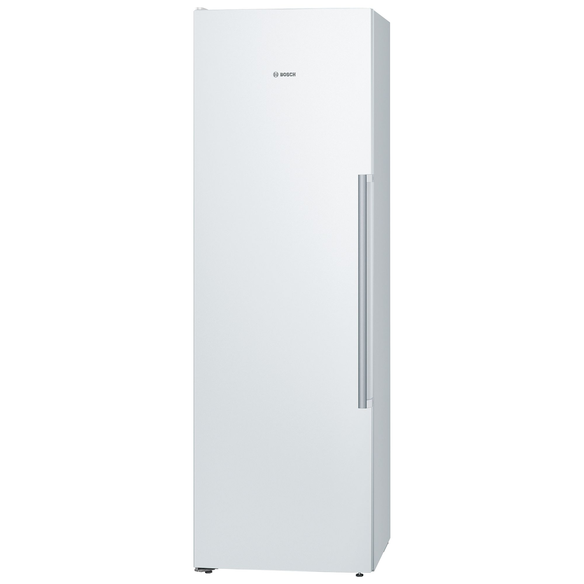Bosch KSV36AW31G Tall Larder Fridge, A++ Energy Rating, 60cm Wide, White