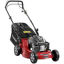 Buy Mountfield AL511PD 51cm Self-Propelled Aluminium Deck Petrol Lawnmower Online at johnlewis.com