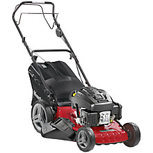 Buy Mountfield HW511PD 4-in-1 51cm Self-Propelled Petrol Lawnmower Online at johnlewis.com