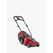 Buy Mountfield Princess 34 Electric 4 Wheel Rear Roller Lawnmower Online at johnlewis.com