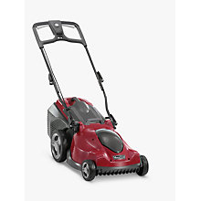Buy Mountfield Princess 42 Electric 4 Wheel Rear Roller Lawnmower Online at johnlewis.com